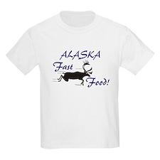 Alaska Fast Food T-Shirt