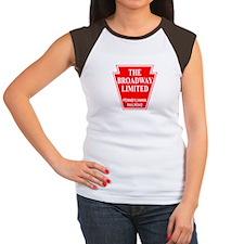 PRR Drumhead Logo Women's Cap Sleeve T-Shirt