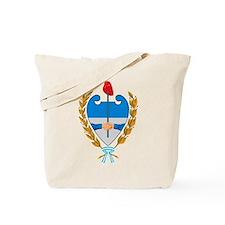 Santiago Del Estero Coat of A Tote Bag