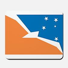 Tierra Del Fuego Flag Mousepad