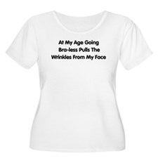 Going Bra-less T-Shirt