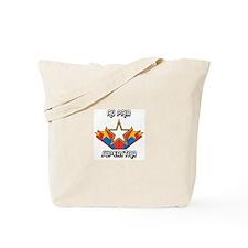 I Love My AU PAIR Tote Bag