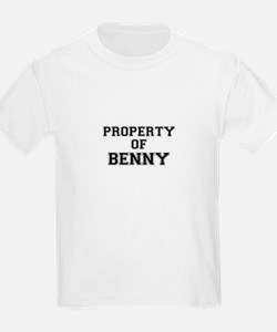 Property of BENNY T-Shirt