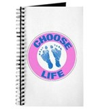 Pro life Journals & Spiral Notebooks