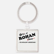 ROHAN thing, you wouldn't understand Keychains