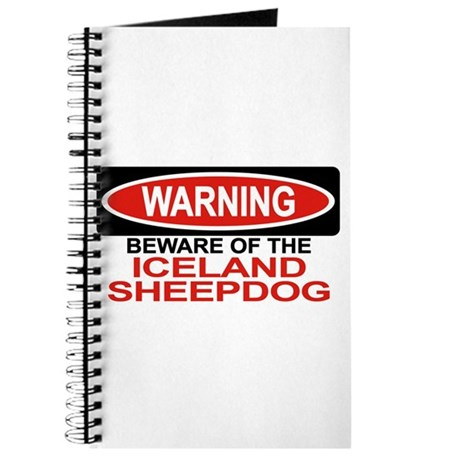 ICELAND SHEEPDOG Journal