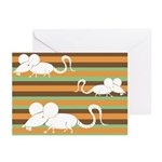Chinese Year of the Rat Greeting Cards (Pk of 20)