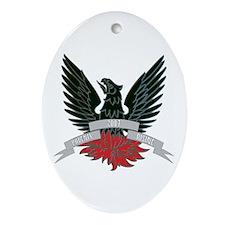 Phoenix Rising 2007 Ornament (Oval)