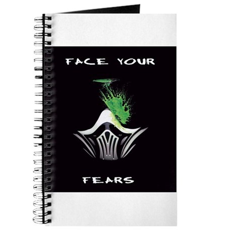 face your fear Journal