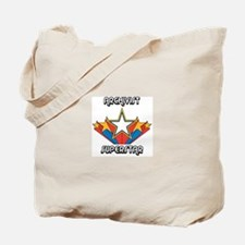 I Love My ARCHIVIST Tote Bag