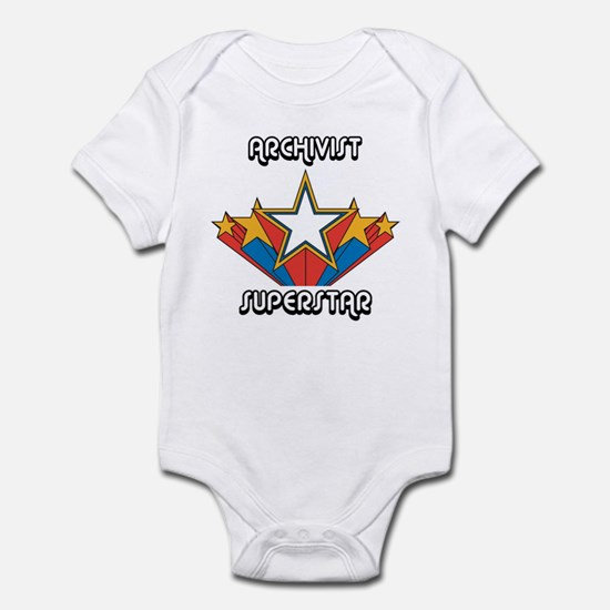 I Love My ARCHIVIST Infant Bodysuit