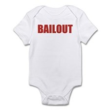 Bailout Infant Bodysuit