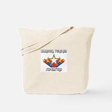 I Love My BILINGUAL TEACHER Tote Bag