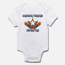 I Love My DARWISM TEACHER Infant Bodysuit