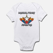 I Love My DARWISM STUDENT Infant Bodysuit