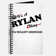RYLAN thing, you wouldn't understand Journal