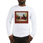 AHStockingSQ Long Sleeve T-Shirt