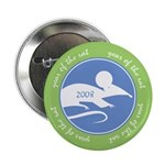 "2008 Year of the Rat 2.25"" Button (100 pack)"