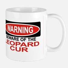 LEOPARD CUR Mug