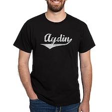 Aydin Vintage (Silver) T-Shirt