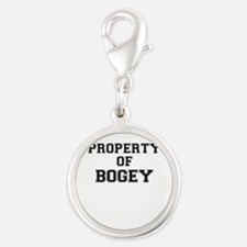 Property of BOGEY Charms