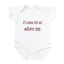Let us adore me Infant Bodysuit