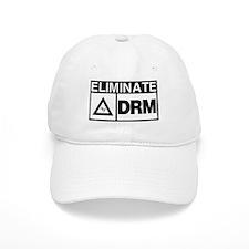 Eliminate DRM NOW! Baseball Cap