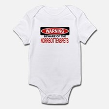 NORRBOTTENSPETS Infant Bodysuit