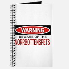 NORRBOTTENSPETS Journal