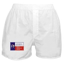 Lone Star Boxer Rescue Boxer Shorts