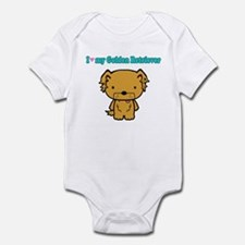 Golden Love Infant Bodysuit