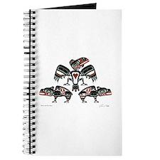 Raven & Her Bears Journal