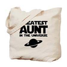 Greatest Aunt Tote Bag