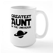 Greatest Aunt Coffee Mug