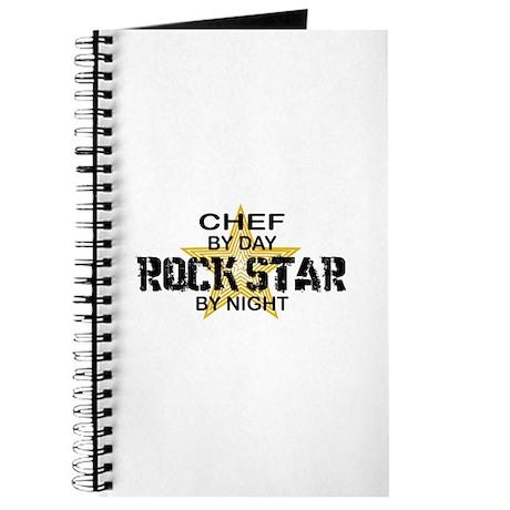 Chef RockStar by Night Journal