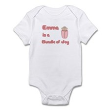 Emma is a Bundle of Joy Infant Bodysuit
