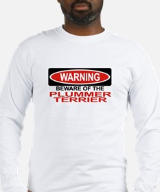 PLUMMER TERRIER Long Sleeve T-Shirt