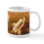 Baby Aviator Mars Mission 2043 Mug
