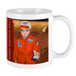 BabyAviators In Space Mug