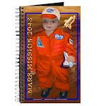 Baby Aviator Mars Mission Journal