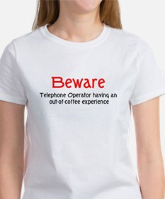 Telephone Operator Women's T-Shirt