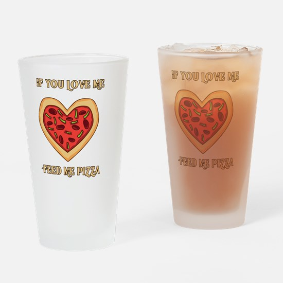 Funny Hilarious valentine Drinking Glass
