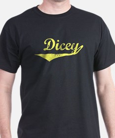 Dicey Vintage (Gold) T-Shirt