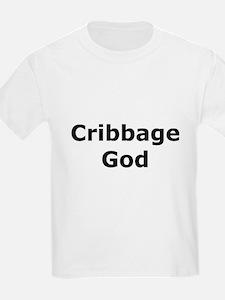 Cribbage God T-Shirt