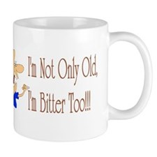 Old And Bitter Coffee Mug