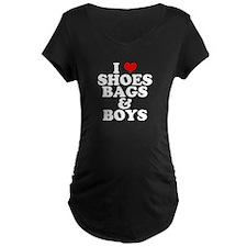 Shoes Bags & Boys T-Shirt