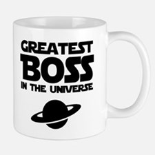 Greatest Boss Mug