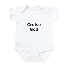Cruise God Infant Bodysuit