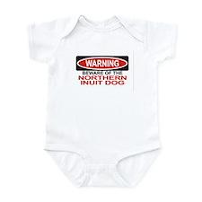 NORTHERN INUIT DOG Infant Bodysuit