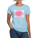 Olde Pink Rose Women's Pink T-Shirt